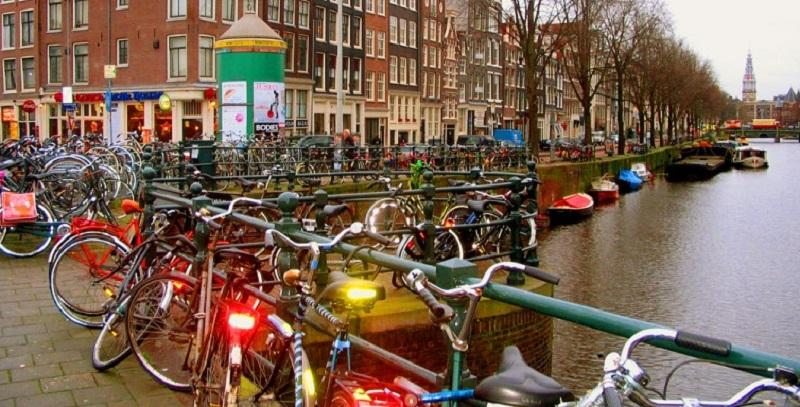 Интимный Амстердамский отчет
